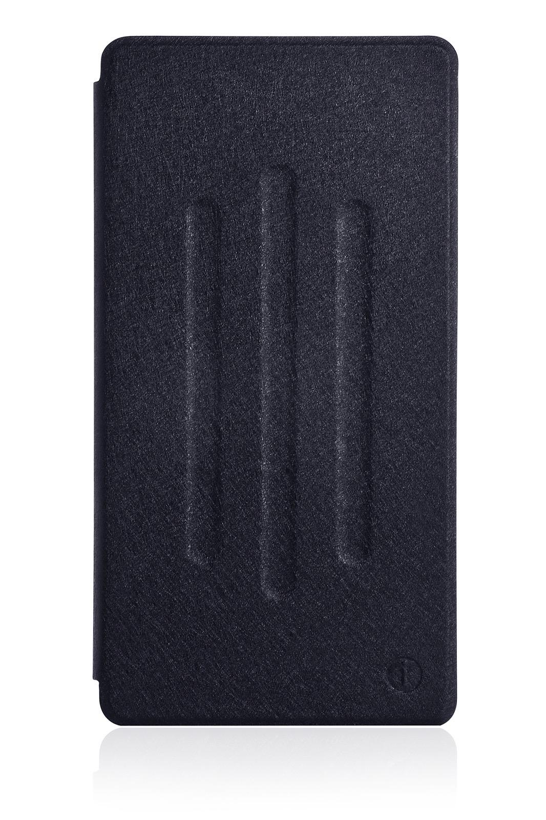 Чехол для планшета iNeez книжка Lenovo Tab 4 TB-7504 7.0, черный