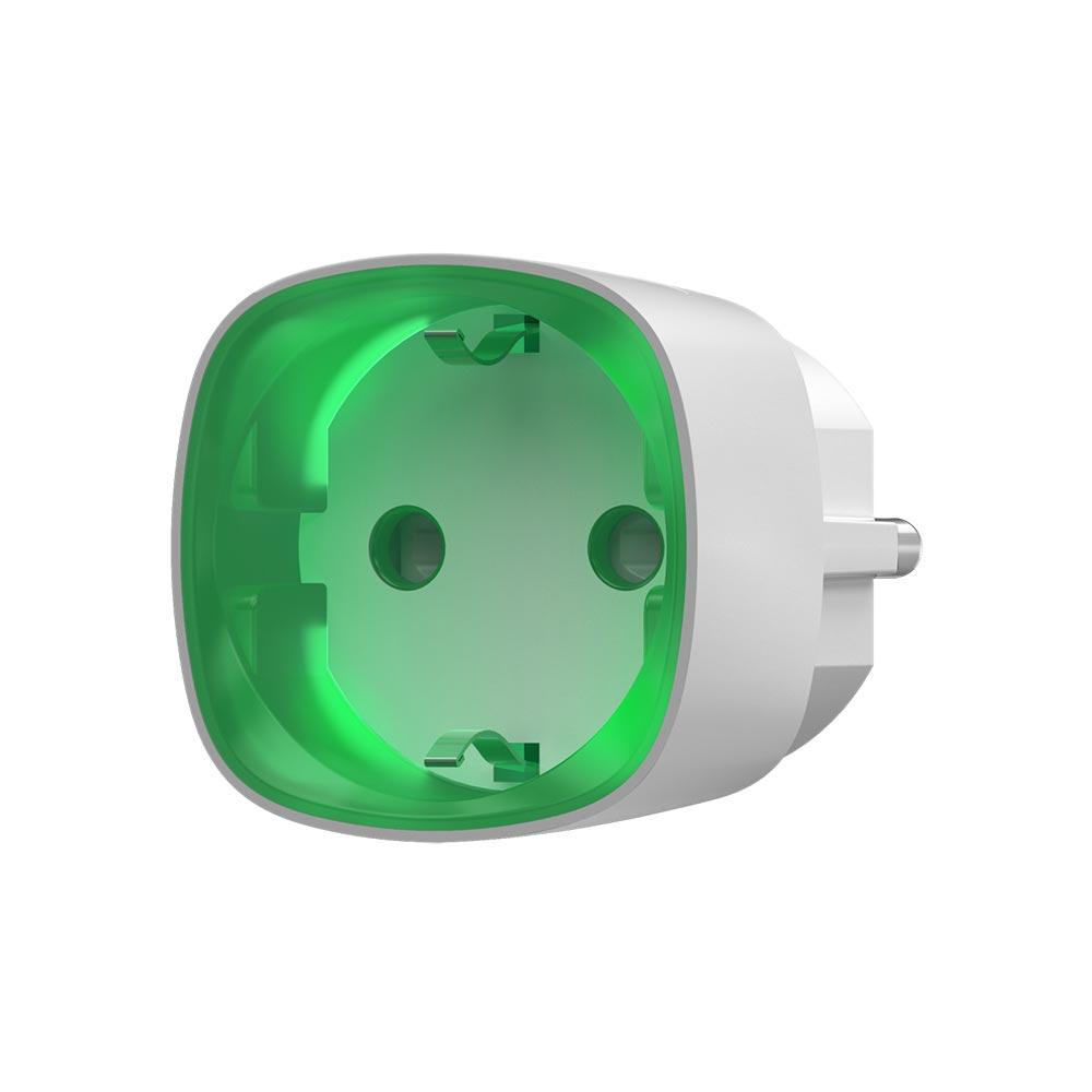 Охранная система для дома или дачи Ajax 13888.34.WH1, белый умная система ajax socket чёрная 13327 34 bl1