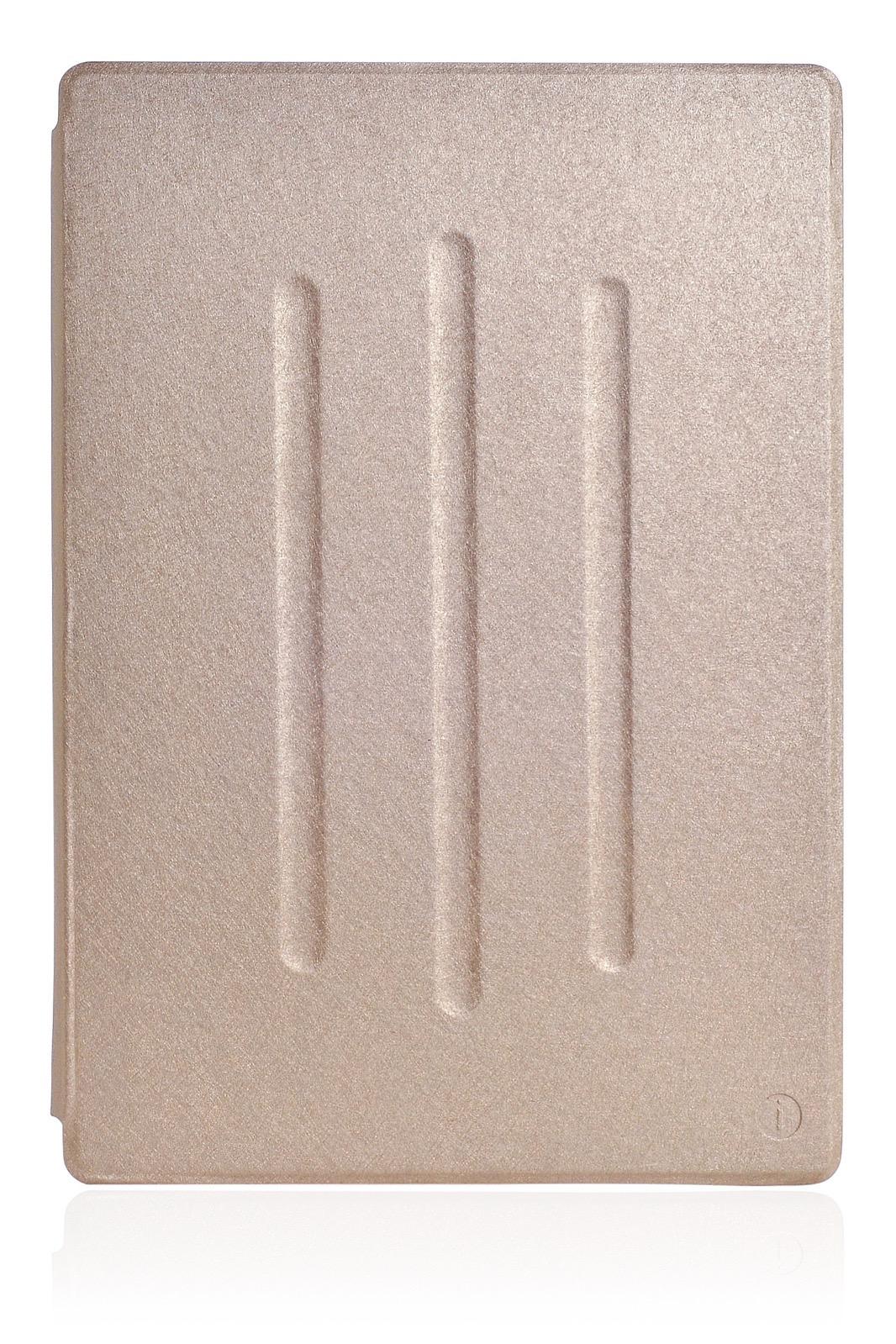 """Чехол для планшета iNeez книжка 908212 для Lenovo Tab 4 10 Plus TB-X704 10.1"""", золотой"""