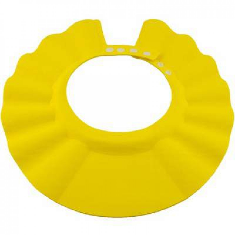 Козырек для мытья головы Migliores Козырёк для купания желтый