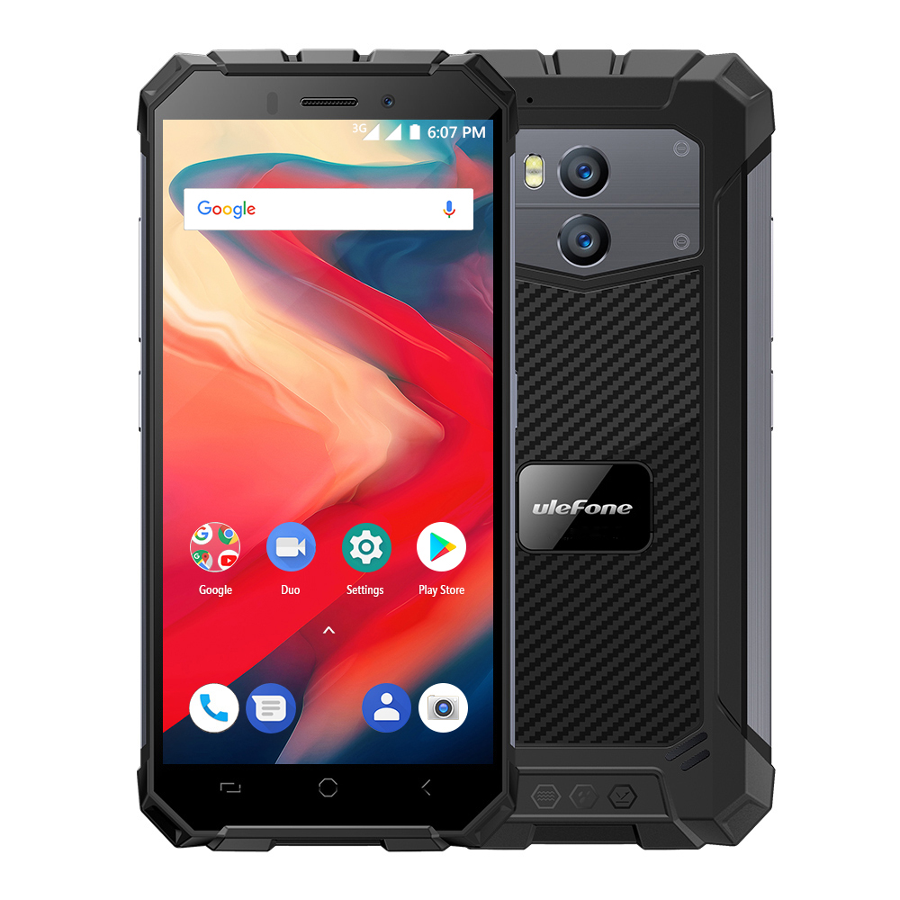 Смартфон Ulefone Armor X2 2/16GB black