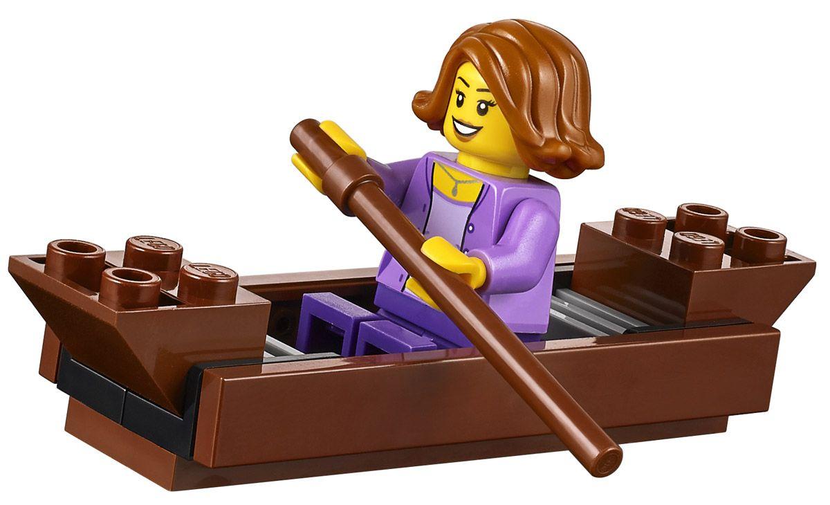 Пластиковый конструктор LEGO 31068