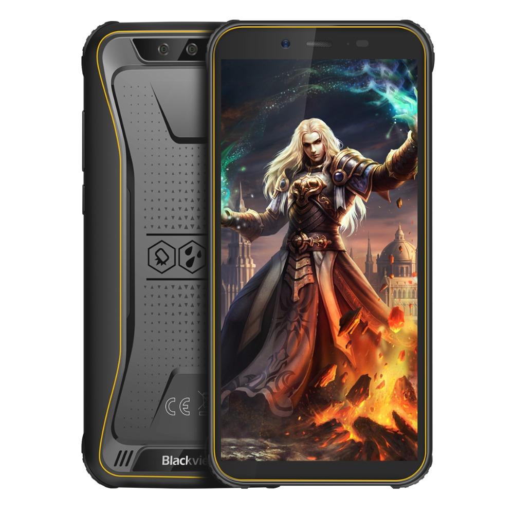 Смартфон Blackview BV5500 2/16GB s1 на открытом воздухе bluetooth динамик мини bluetooth подсветка bluetooth 4 0 аудио 3 5 мм 1 х usb слот для карт памяти tf домашние
