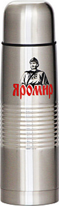 Термос Яромир, ЯР-2030М, серебристый, 500 мл