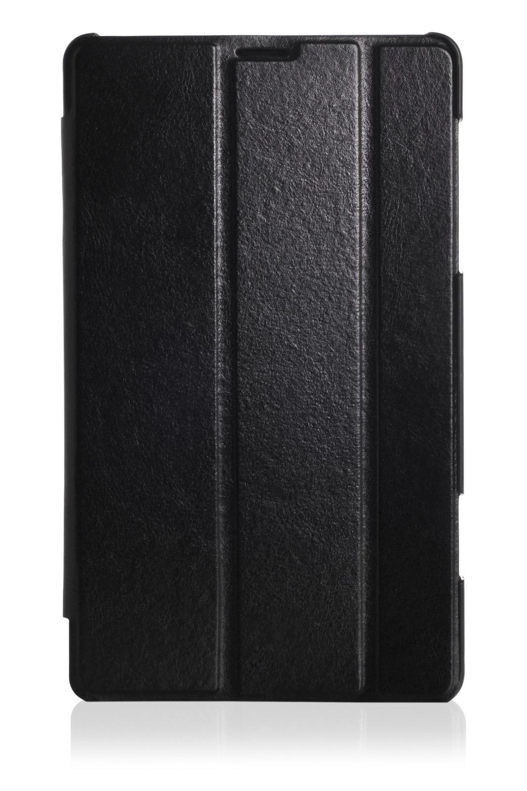 Чехол для планшета Gurdini эко кожа книжка 710001 для Samsung Tab S 8.4, черный