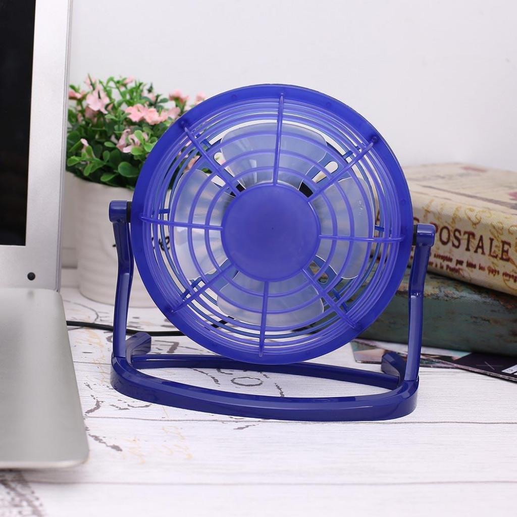 Вентилятор Migliores Настольный USB-вентилятор, черный Migliores