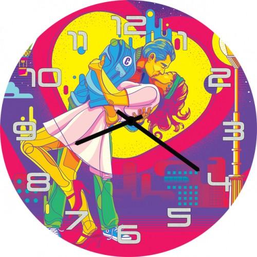 Настенные часы Kitch Art 3501761 часы настенные любовь 95838