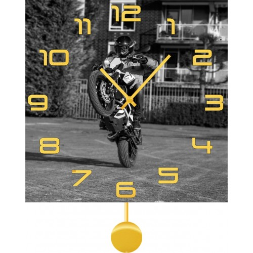 Настенные часы Kitch Clock 4011777