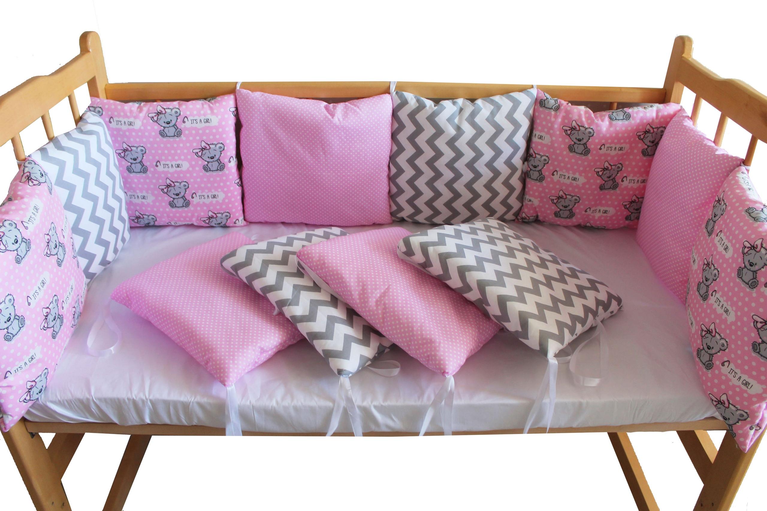 бортики в кроватку Комплект в кроватку Valena 121777