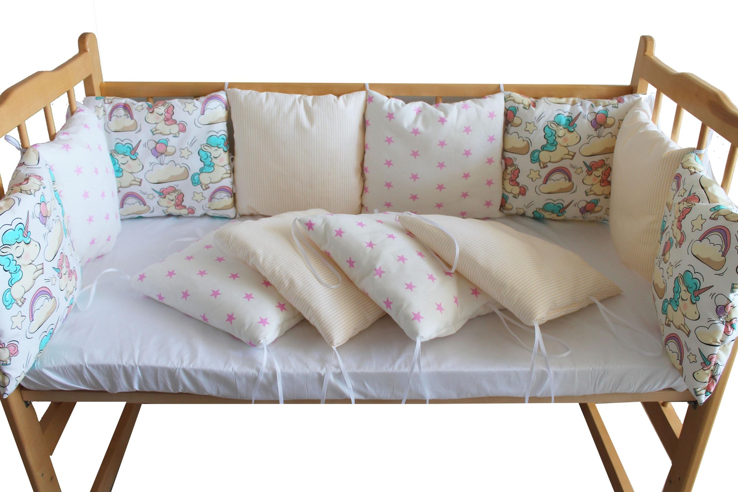бортики в кроватку Комплект в кроватку Valena 121707