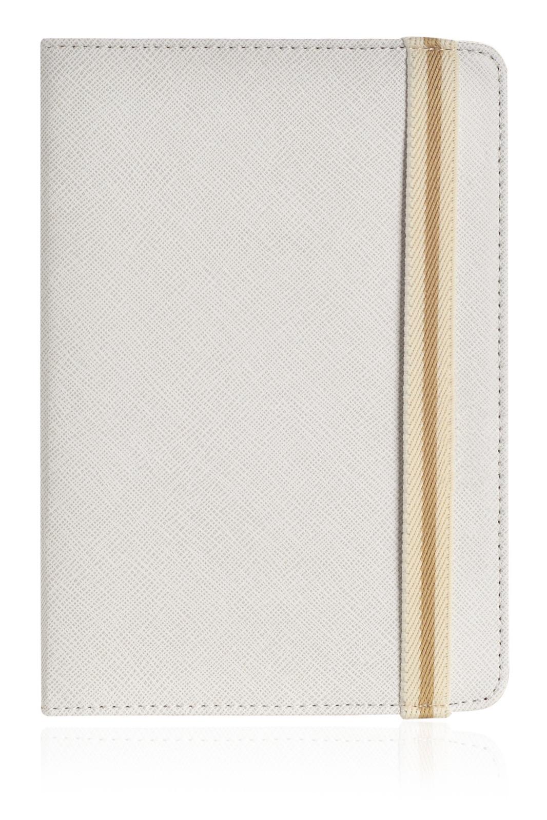 "Чехол для планшета iNeez книжка эко кожа 340048 для Samsung Galaxy Tab 7.7"", белый"