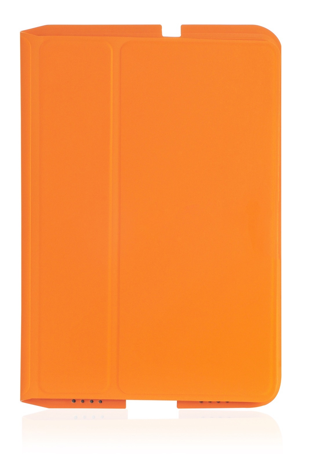 "Чехол для планшета iNeez книжка полиуретан cover для Samsung Tab 7.7"", оранжевый"