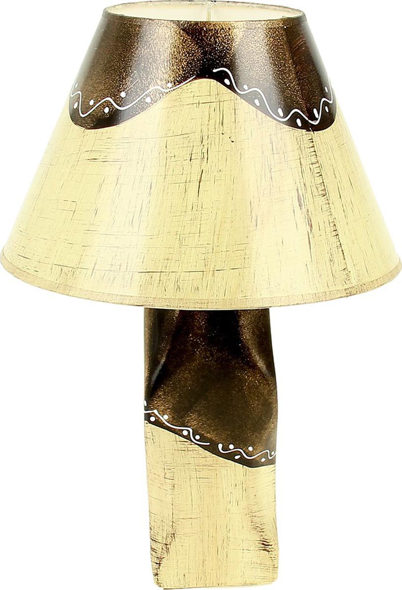 Настольный светильник Risalux Совершенство, E14, 1063374, 28,5 х 11 х 11 см