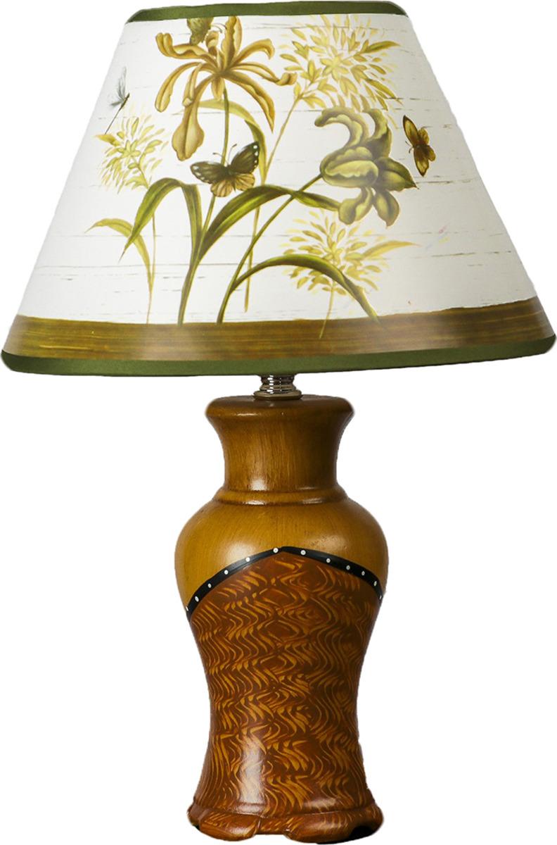 Настольный светильник Risalux Гелиодор Ваза, E14, 1063383, 28 х 11,5 х 11,5 см
