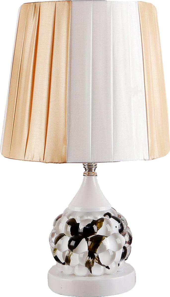 Настольный светильник Risalux Карамель E27, E27 настольный светильник risalux золотой век e27 1360533 28 х 28 х 47 см