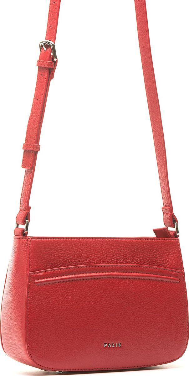 Сумка кросс-боди женская Palio, 15603A-W1 334 CFGAQ, красный цены онлайн