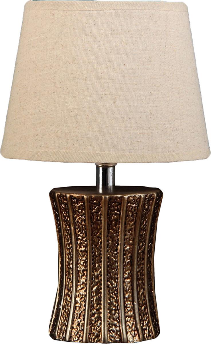 Настольный светильник Risalux Сахара E14, 25W, E14, 25 Вт настольный светильник risalux вайлет e14 25w 2989708 бежевый 24 х 24 х 37 см
