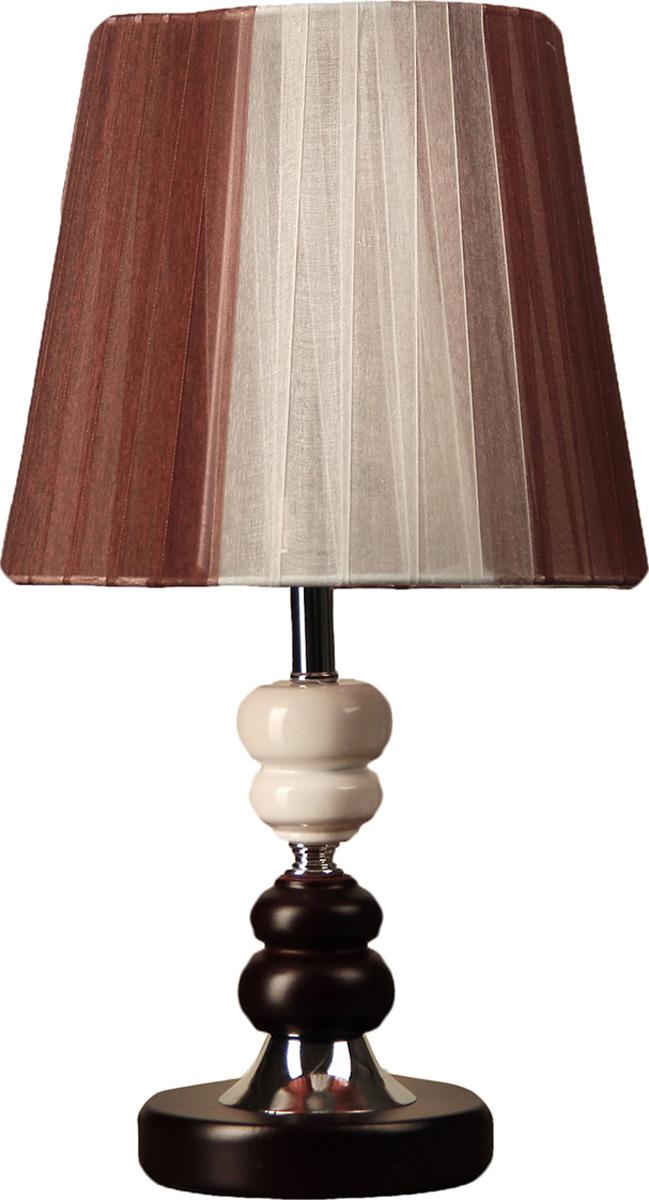 Настольный светильник Risalux Градиент E27, 40W, E27, 40 Вт настольный светильник risalux аврора e27 40w 3924230 белый 21 х 21 х 38 см