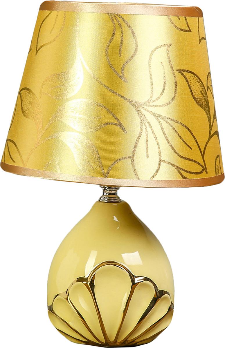 Настольный светильник Risalux Полуцветок E14, 25W, E14, 25 Вт настольный светильник risalux аиша e14 25w 2534045 голубой 25 х 25 х 37 см