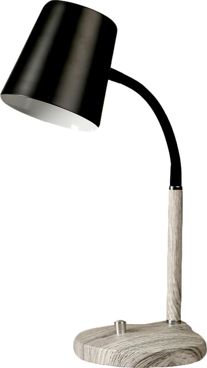 Настольный светильник Risalux Зебра E27, E27 настольный светильник risalux орфей e27 3218468 коричневый 28 х 28 х 44 см