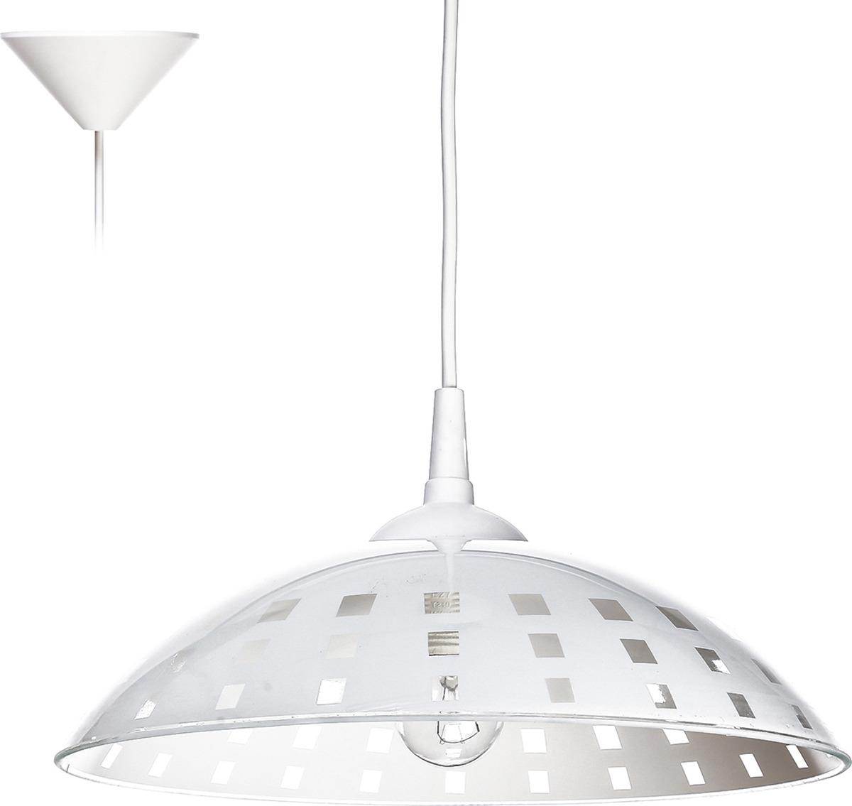 Подвесной светильник Лучи, E27, 60W, 3294559, 36 х 36 х 10,5 см
