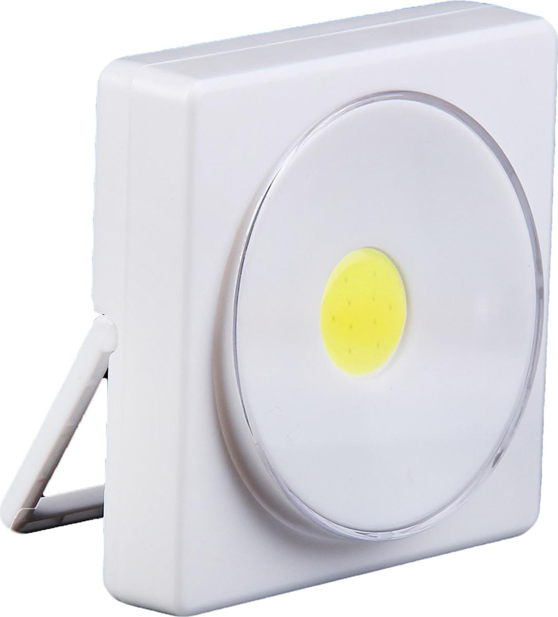 Ночник Risalux Включатель, LED, 3483564, белый, 10 х 9 х 3 см