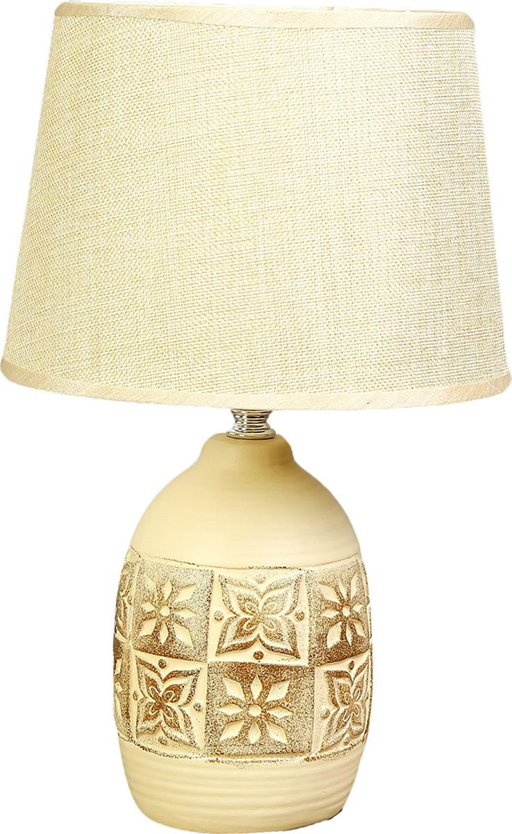 Настольный светильник Risalux Наскальные рисунки E27, 40W, E27, 40 Вт настольный светильник risalux карамель e27 1188714 32 х 16 х 41 см