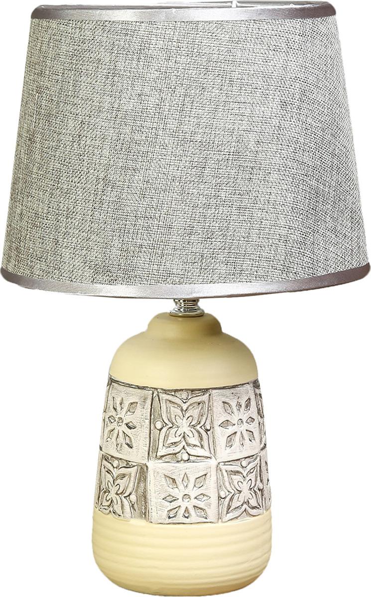 Настольный светильник Risalux Наскальные рисунки E27, 40W, E27, 40 Вт настольный светильник risalux орфей e27 3218468 коричневый 28 х 28 х 44 см