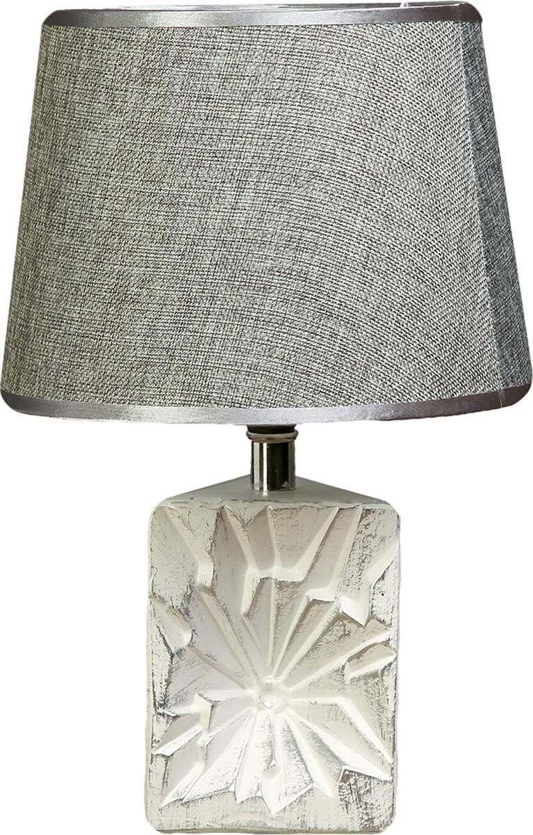 Настольный светильник Risalux Краеугольный камень, треугольник E27, 40W, E27, 40 Вт настольный светильник risalux орфей e27 3218468 коричневый 28 х 28 х 44 см
