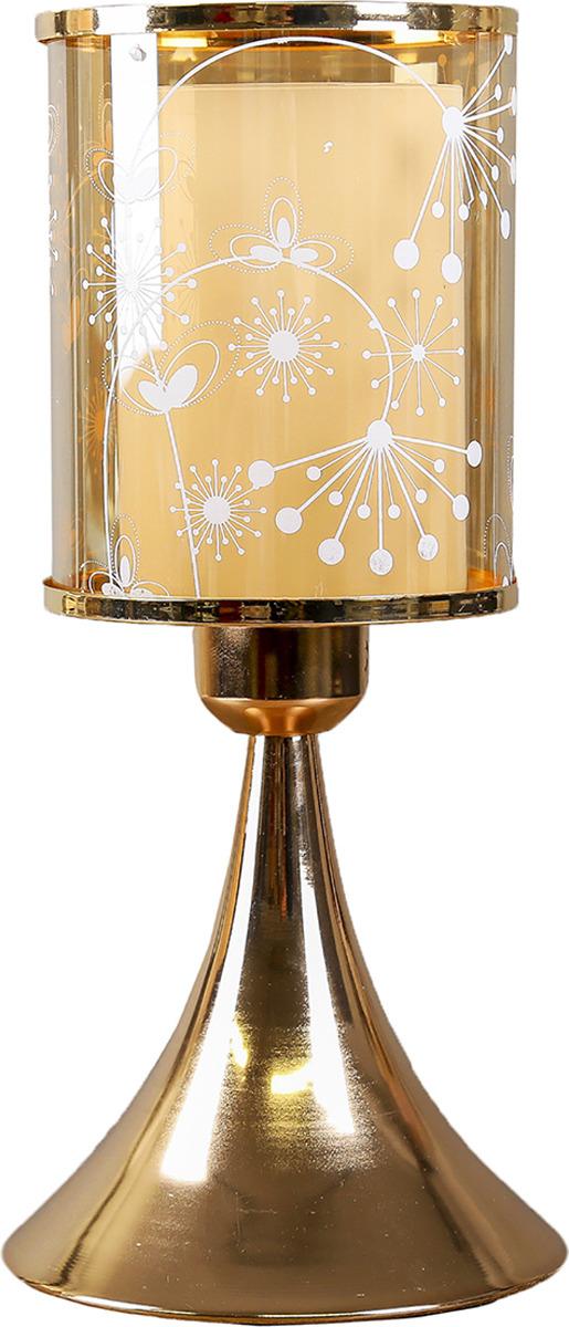 Настольный светильник Risalux Одуванчики E27, 40W, E27, 40 Вт настольный светильник risalux каладиум e27 40w 3742781 белый 23 х 23 х 40 5 см