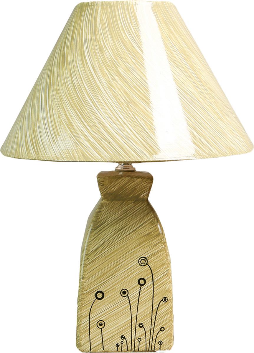 Настольный светильник Risalux Гринье E14, 25W, E14, 25 Вт настольный светильник risalux вайлет e14 25w 2989708 бежевый 24 х 24 х 37 см