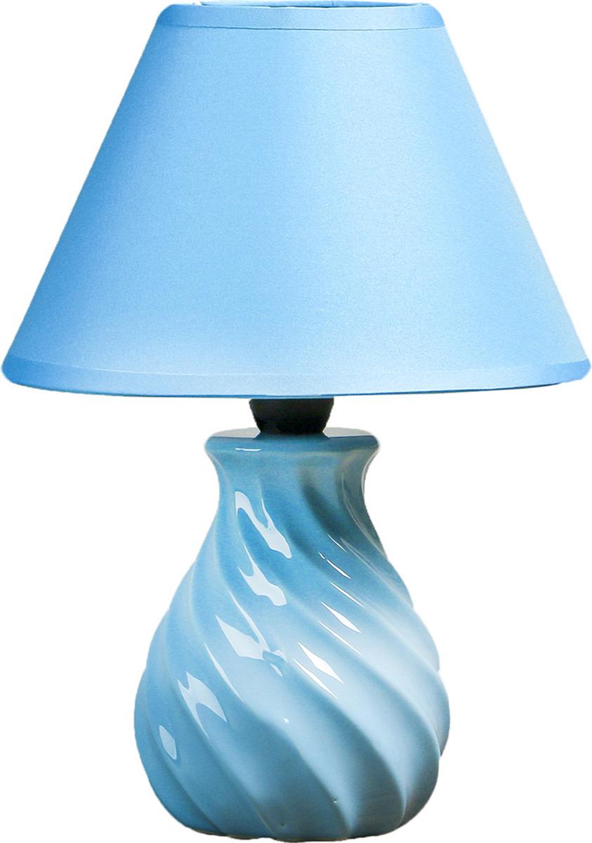 Настольный светильник Risalux Спираль E14, 25W, E14, 25 Вт настольный светильник risalux lips e14 25w 2534041 красный 11 5 х 20 х 28 5 см