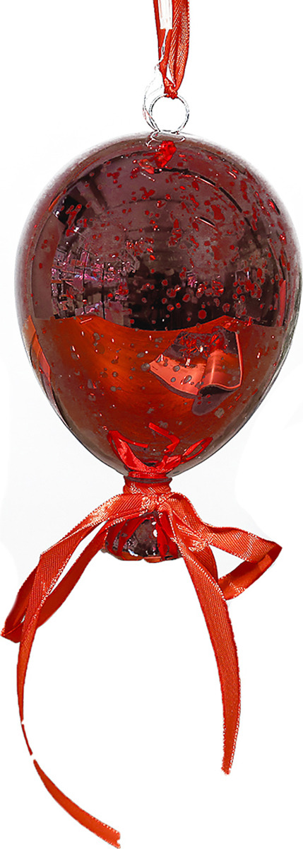 Ночник Risalux Воздушный шар, LED, 3742820, красный, 19 х 13 х 13 см