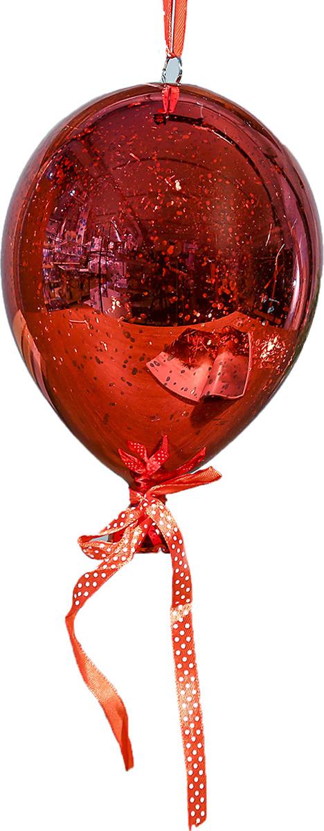 Ночник Risalux Воздушный шар, LED, 3742823, красный, 17,5 х 17,5 х 24 см