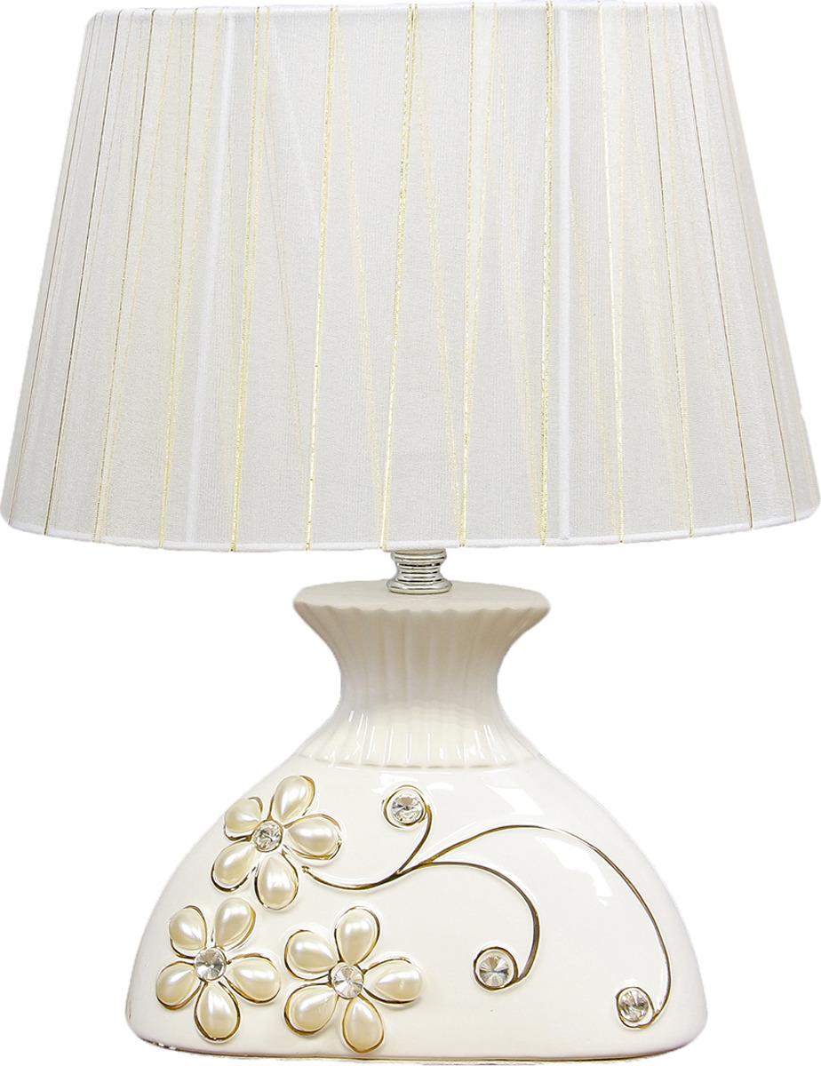 Настольный светильник Risalux Три цветка E14, 40W, E14, 40 Вт настольный светильник risalux три цветка e14 40w e14 40 вт