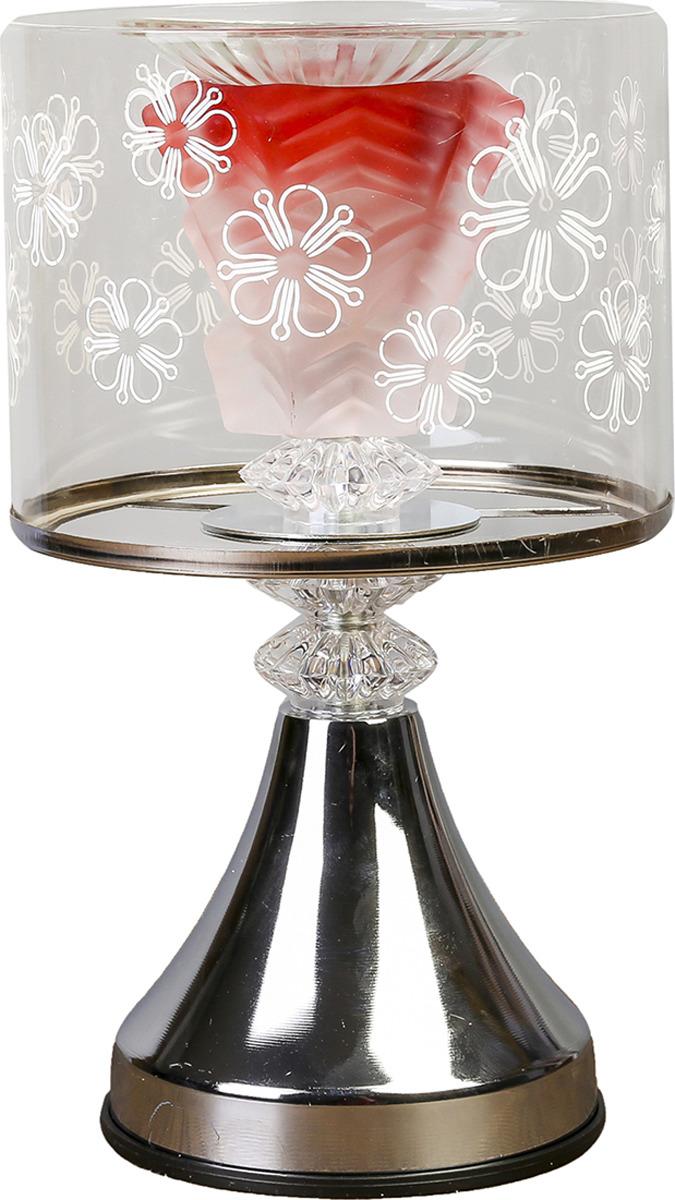 Аромасветильник Risalux Ромашки, 3 режима свечения, G5.3, 3924210, 14 х 14 х 24,5 см