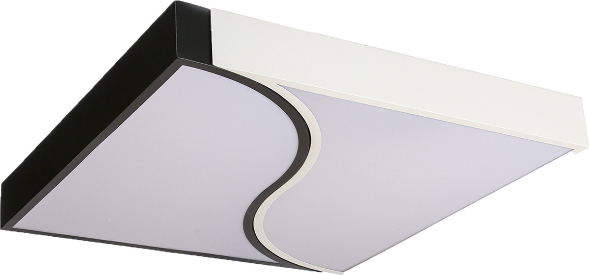 Люстра BayerLux Грация, LED, 100W, 3945613, белый, 50 х 9 х 50 см