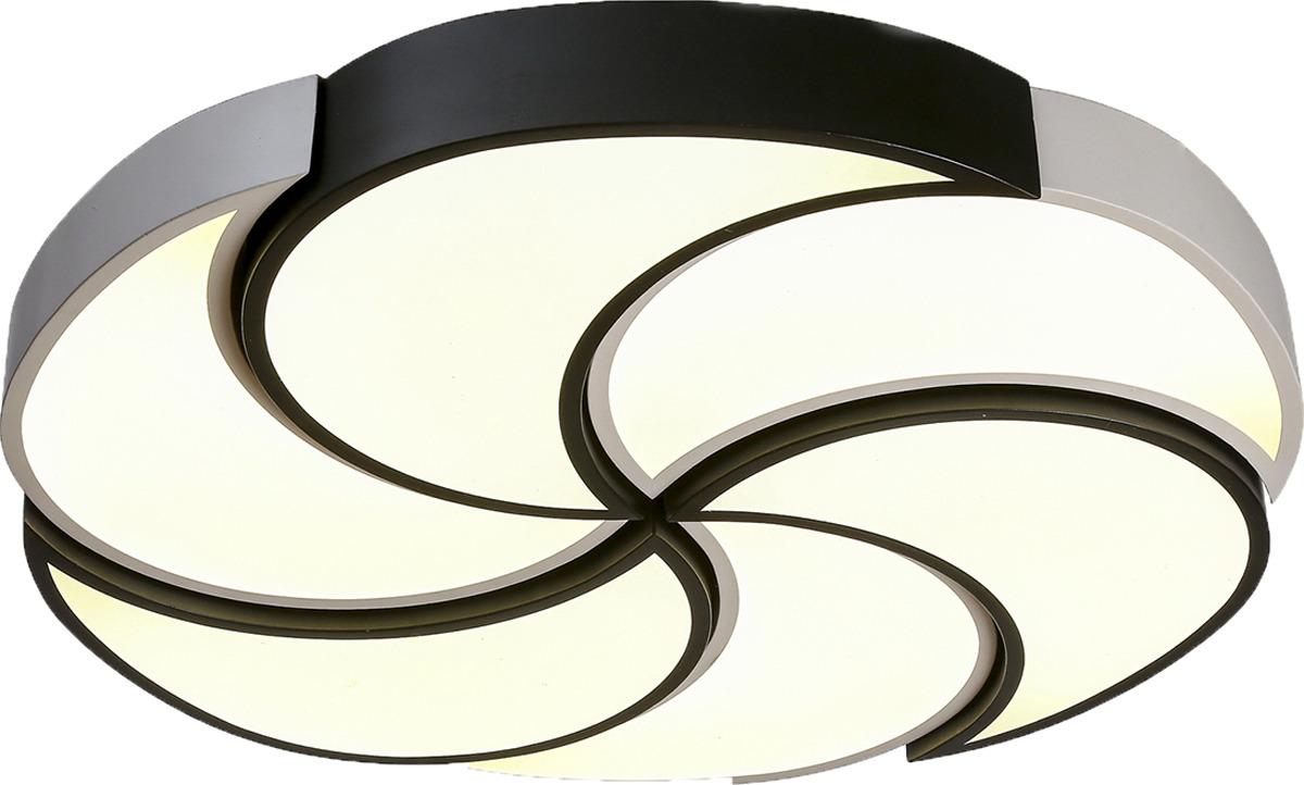 Люстра BayerLux Валенса, LED, 110W, 3945625, белый, 59 х 59 х 10 см