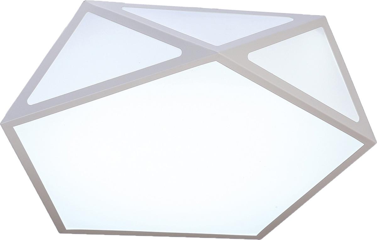 Люстра BayerLux Новента, LED, 72W, 3950856, белый, 49 х 46,5 х 10 см