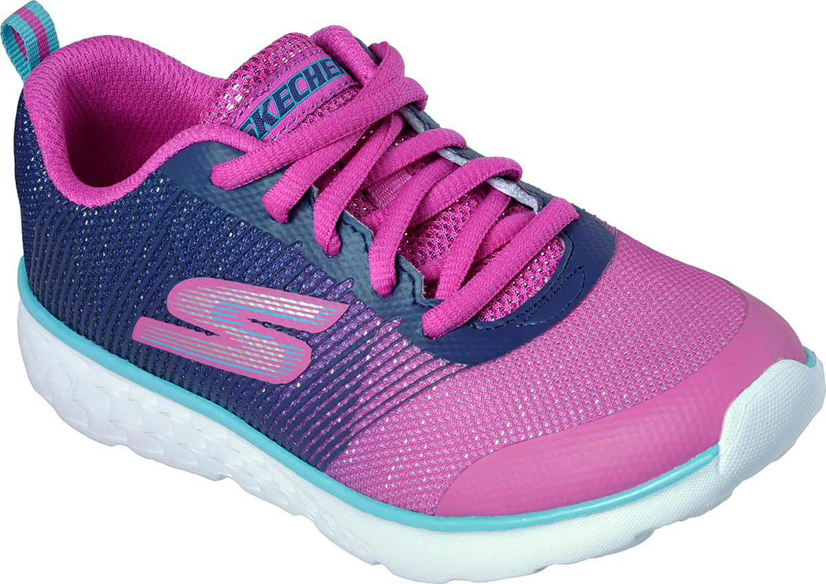 Кроссовки Skechers Go Run 400-Shimmer Zooms Kid'S Sport Shoes