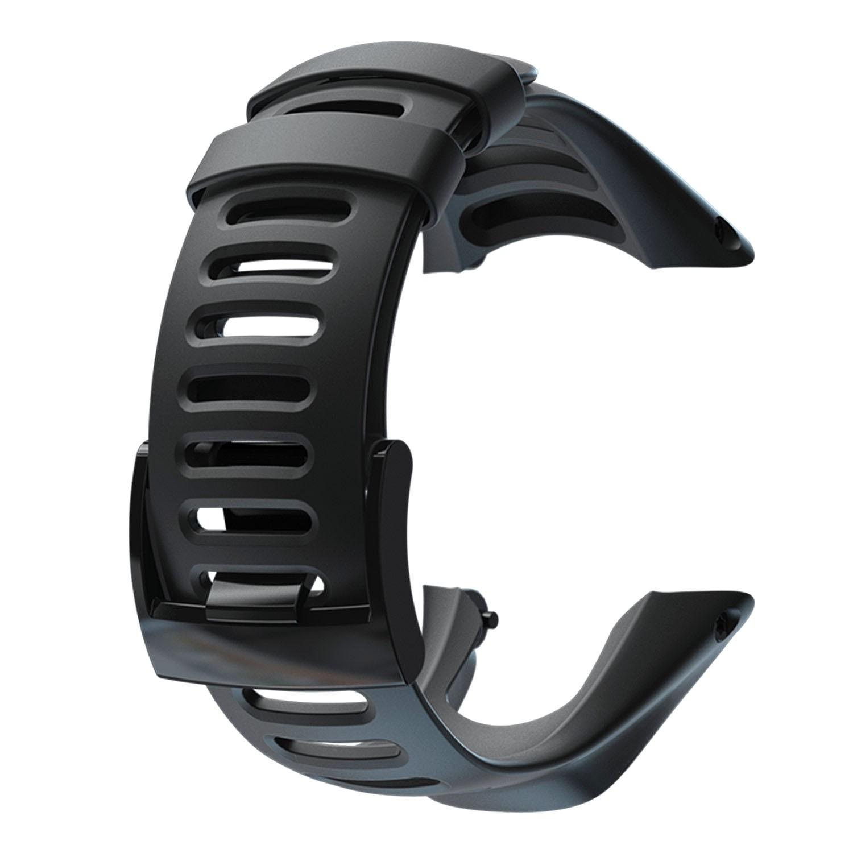 Ремешок для спортивных часов Suunto SS021106000, черный все цены