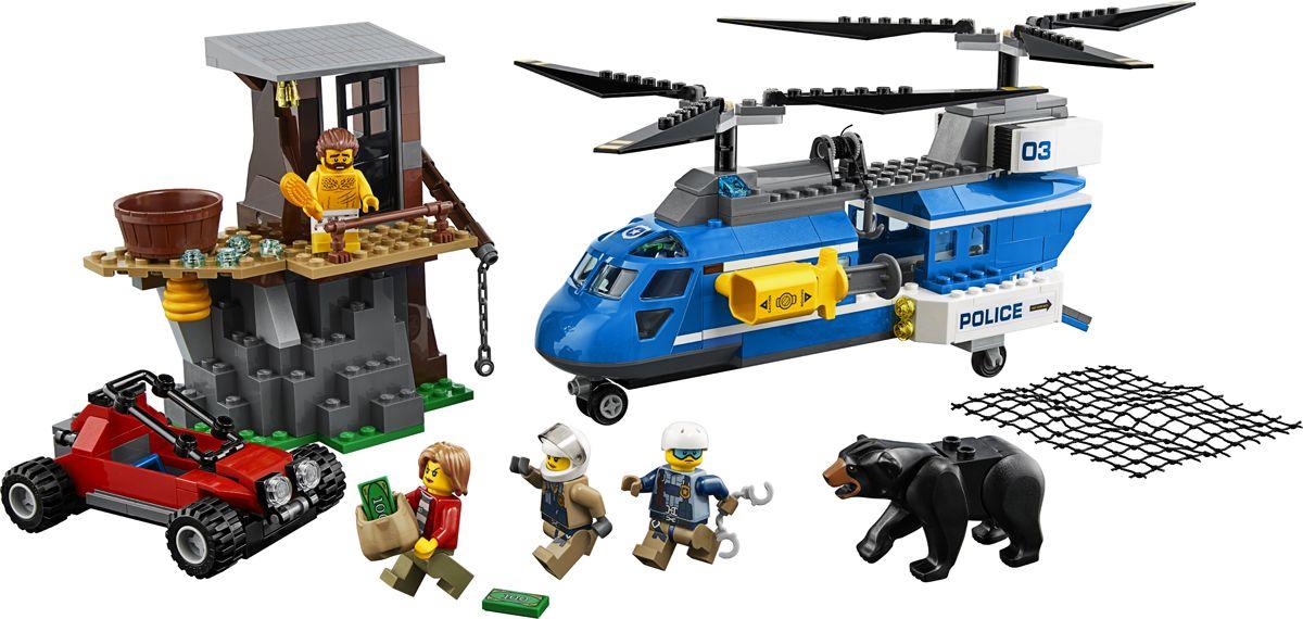 Пластиковый конструктор LEGO 60173