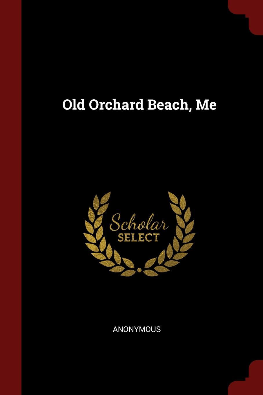 M. l'abbé Trochon Old Orchard Beach, Me