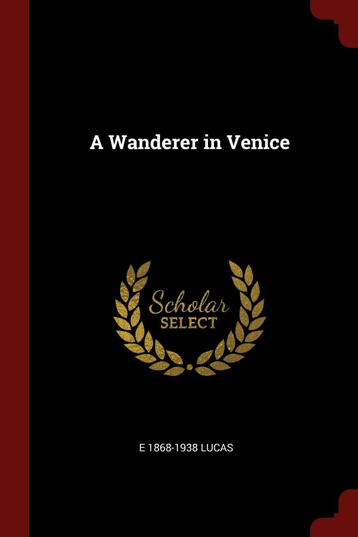 E 1868-1938 Lucas A Wanderer in Venice