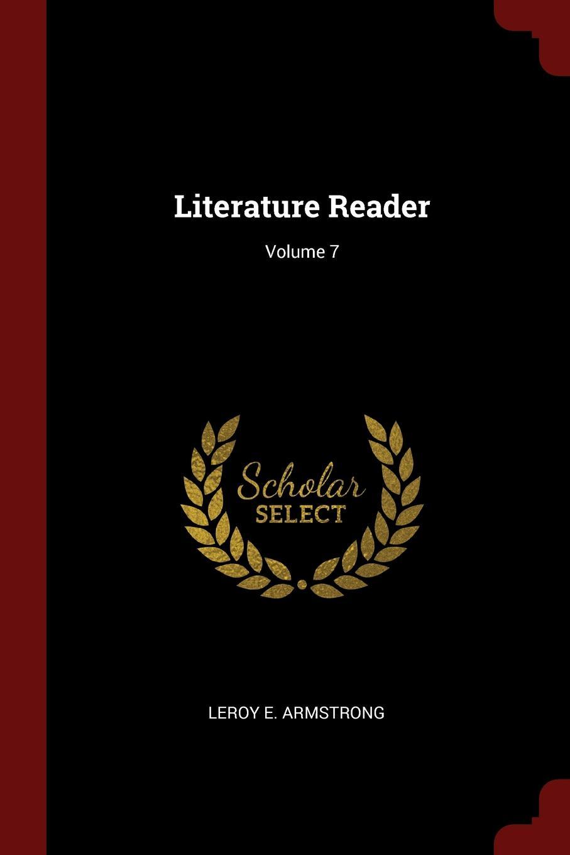 Literature Reader; Volume 7