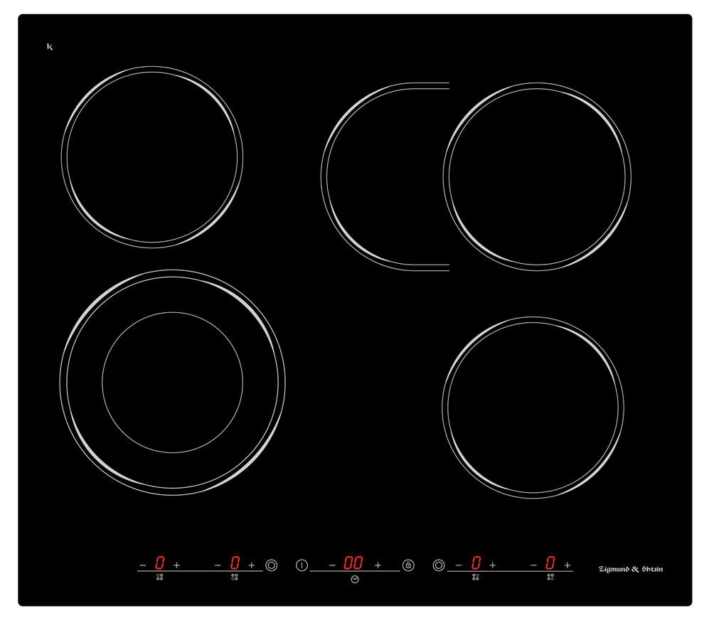 Варочная панель CNS 259.60 BX, черный