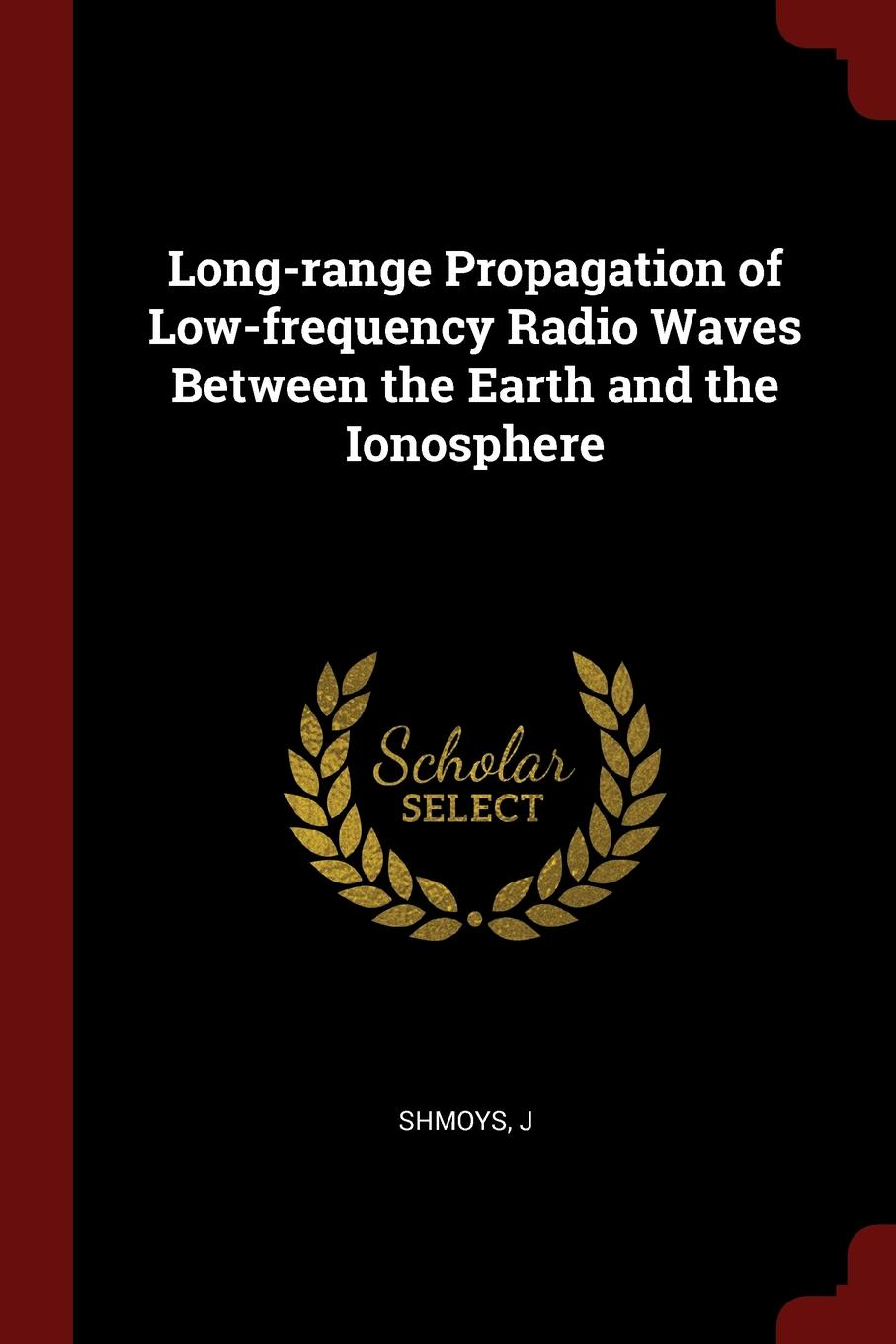 Long-range Propagation of Low-frequency Radio Waves Between the Earth and the Ionosphere