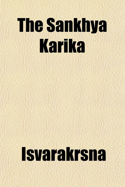 Isvarakrsna The Sankhya Karika free shipping kayipht cm400ha1 24h can directly buy or contact the seller