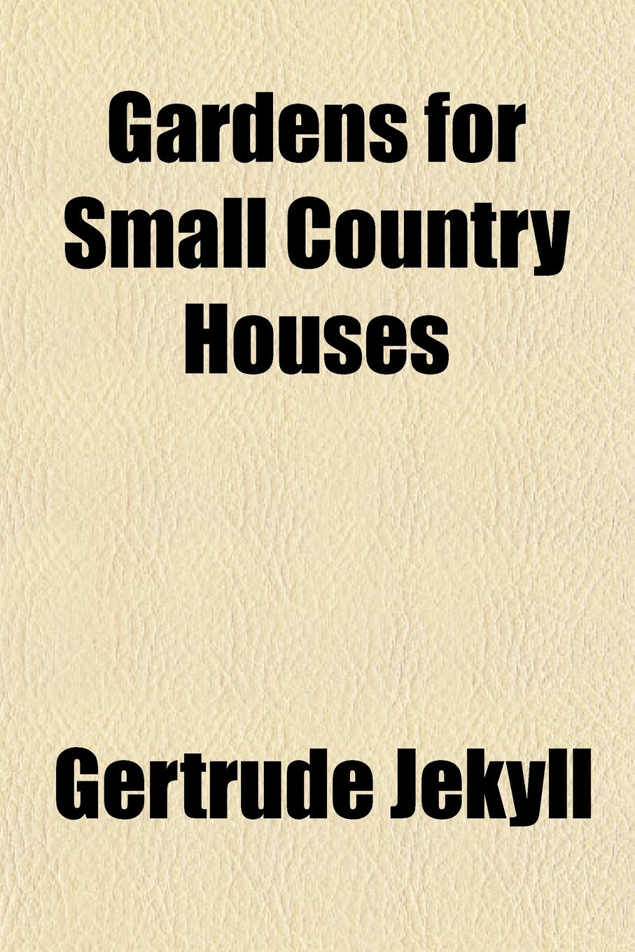 Gertrude Jekyll Gardens for Small Country Houses free shipping kayipht cm400ha1 24h can directly buy or contact the seller