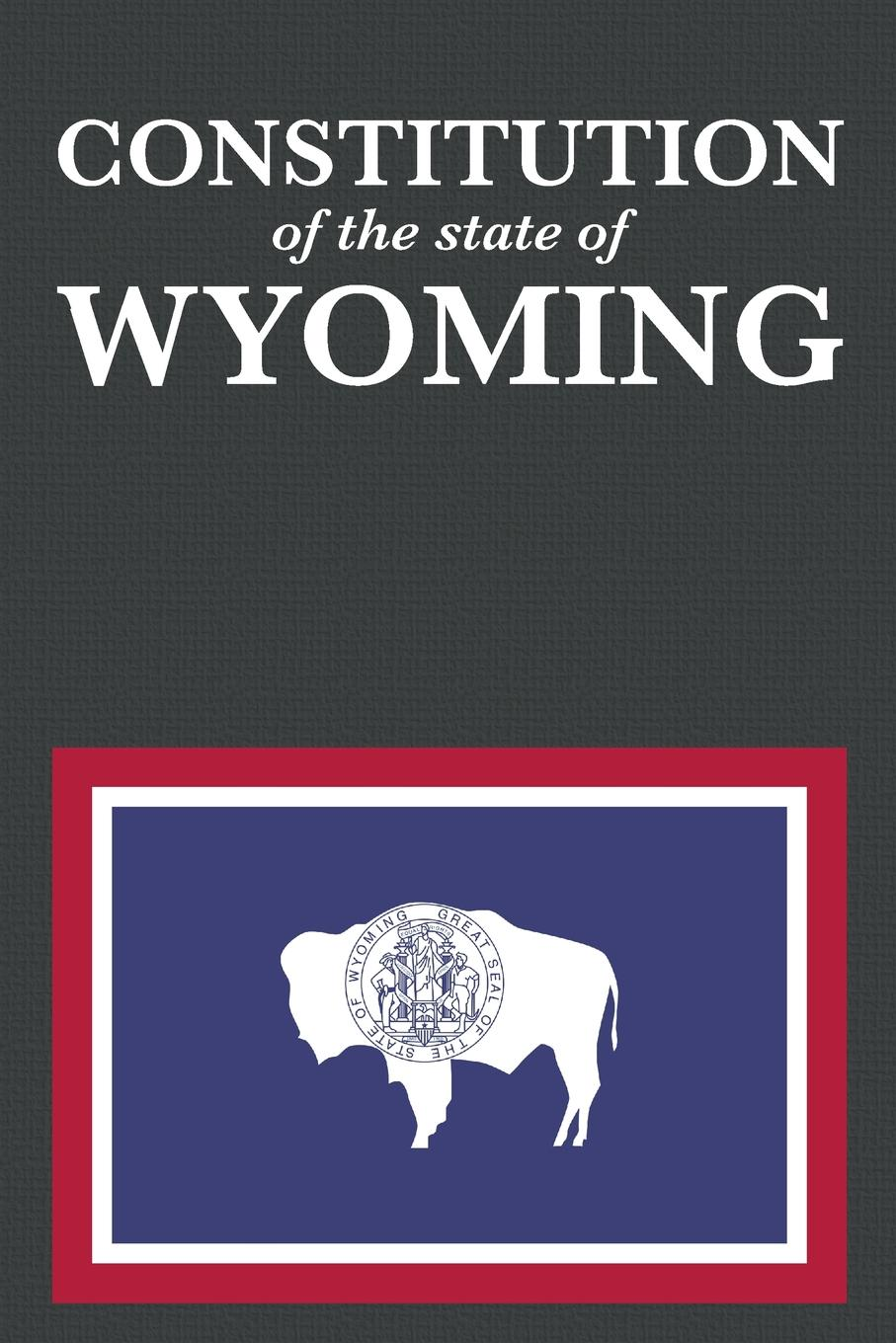 The Constitution of the State of Wyoming reports on the herbaceous plants and on the quadrupeds of massachusetts published agreeably to an order of the legislature by the commissioners on the zoological and botanical survey of the state